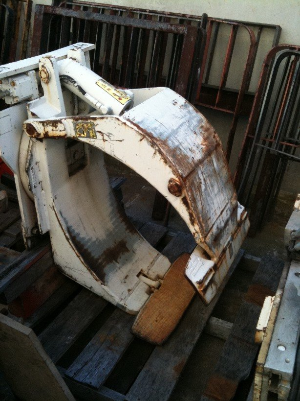 Cascade Paper Roll Clamp Danmac Forklifts