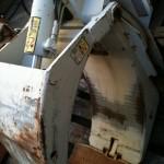 Cascade Paper Roll Clamp