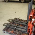 Danmac Forklift & Attachment Clamp