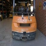 Toyota 2500kg Forklift