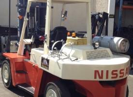 Nissan 7000KG Forklift