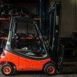 Linde 1.8T Forklift