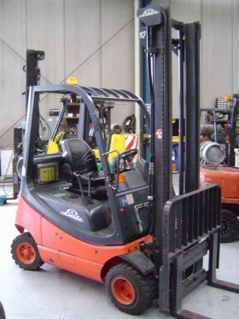 Linde 1800kg Forklift