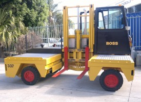 DF144 Boss 300 Series Sideloader Photo 1