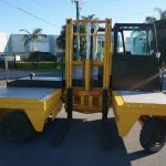 Boss 3T Side Loader Forklift