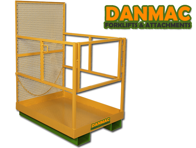 DanMac Forklifts Range of Safety Cages