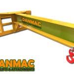 DanMac Forklifts Jib Attachment