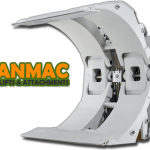 DanMac Forklifts Paper Roll Attachment's