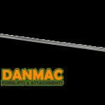 DanMac Forklift Attachment Carpet Roll