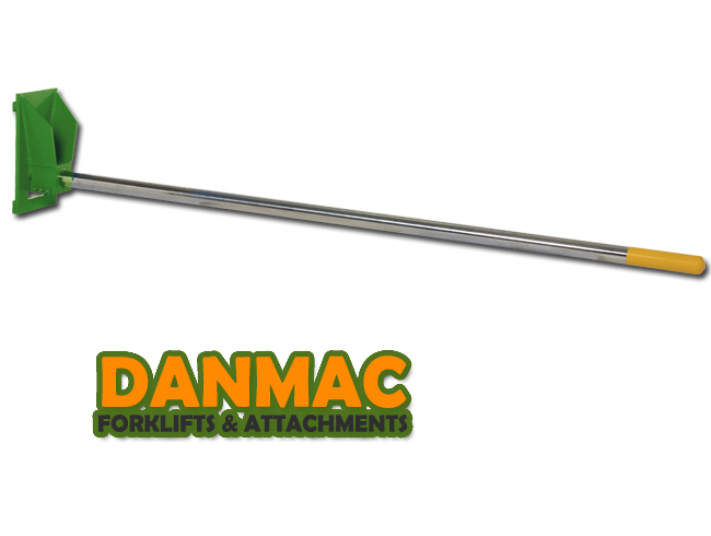 DanMac Forklift Attachment Carpet Roll