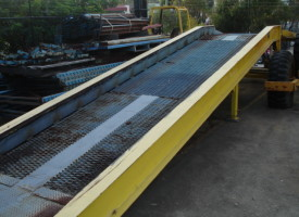 DA47_1_High_Profile_10_tonne_capacity_Container_Ramp_with_Hydraulic_adjustment from Danmac Forklifts