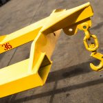 Aitken Engineering Slip-On 5000kg Jib