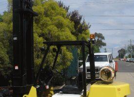 Hyster 4500kg Forklift