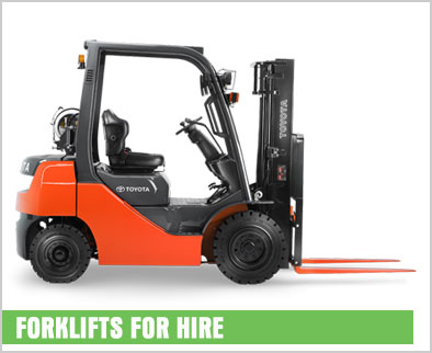 forklifts for hire