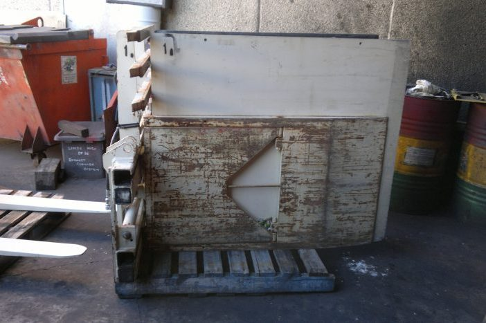 Brudi White Goods / Carton Clamp