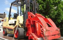 Hyster 5.5 Tonne LPG Counter Balanced Forklift