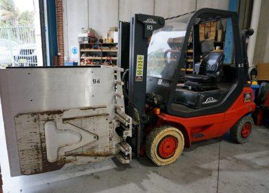Linde 2.5 Tonne LPG Counter Balanced Forklift
