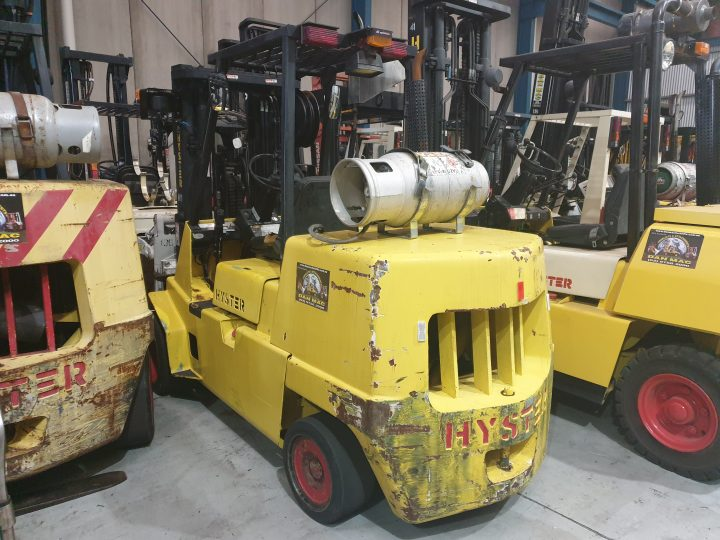 Hyster 6 Tonne (6000kg) LPG Counter Balanced Forklift