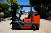 Toyota 4.5 Tonne LPG Counter Balanced Forklift