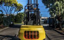 Hyster 4 Tonne Diesel Counter Balanced Forklift