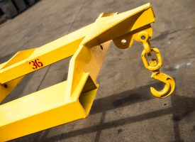 Aitken Engineering Slip-On 5000kg Jib