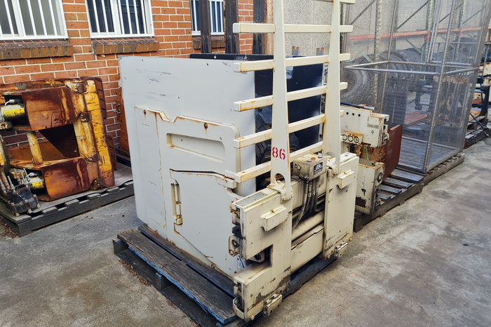 forklift attachments for hire sydney cascade white goods clamp
