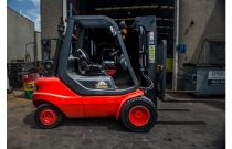 Linde 3.5 Tonne LPG Counter Balanced Forklift