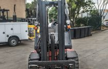 Linde 3.5 Tonne LPG Container Mast Counter Balanced Forklift