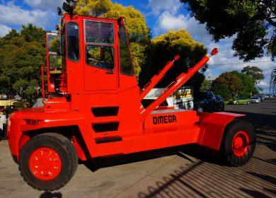 Clark Omega 16 Tonne (16000kg) Diesel Container Handler