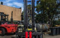 Hyster 4.5 Tonne LPG Counter Balanced Forklift