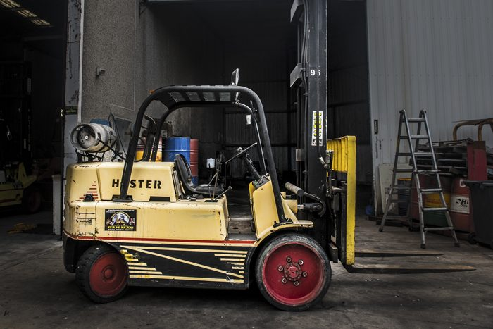 forklifts for sale hyster 7 tonne lpg counter balanced 95 1