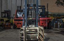 Nissan 2.5 Tonne LPG Counter Balanced Forklift