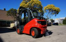 Linde 4 Tonne LPG Counter Balanced Forklift