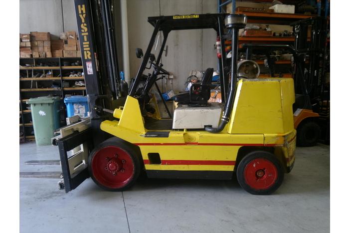 Yale 7 Tonne (7000kg) LPG Counter Balanced Forklift