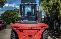Linde 15 tonne Diesel Counter Balanced Forklift 01