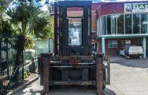 Linde 15 tonne Diesel Counter Balanced Forklift 03