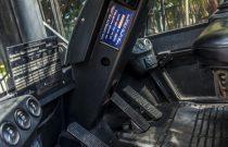 Linde 15 tonne Diesel Counter Balanced Forklift 06