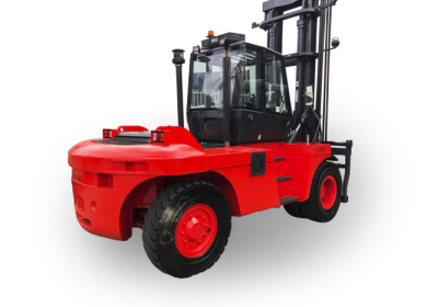 SOLD Linde 15 Tonne Diesel Counter Balanced Forklift