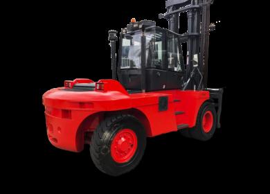 SOLD Linde 15 Tonne Diesel Counter Balanced Forklift