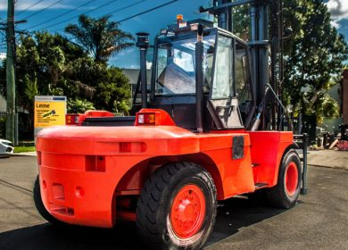 Used and second hand forklifts for sale