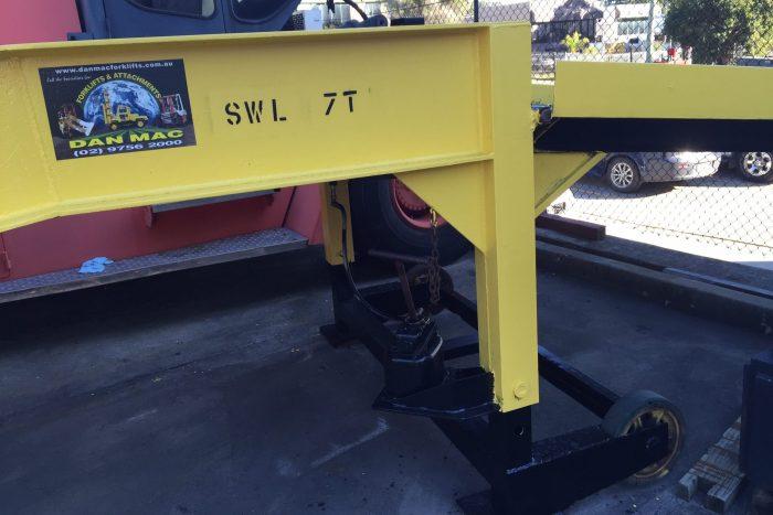 Prentice Industries High Profile Ramp