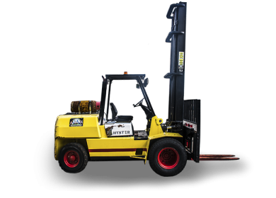 Hyster 4.5 Tonne (4500kg) LPG Counter Balanced Forklift