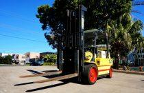 Hyster 7 Tonne LPG Counter BalancedForklift