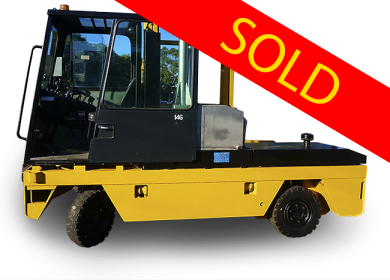 SOLD – Boss 300 Series 3 Tonne Diesel Side Loader