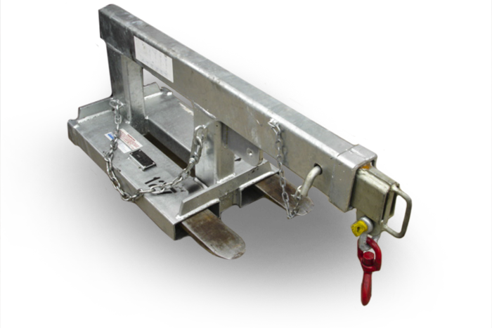 East West Slip-On 2500kg Jib