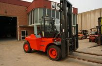 Linde 12 Tonne Diesel Counter Balanced Forklift