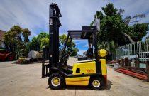 Yale 1.5 Tonne Diesel Flameproof Counter Balanced Forklift