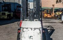 NYK 2.5 Tonne Electric Counter Balanced Forklift